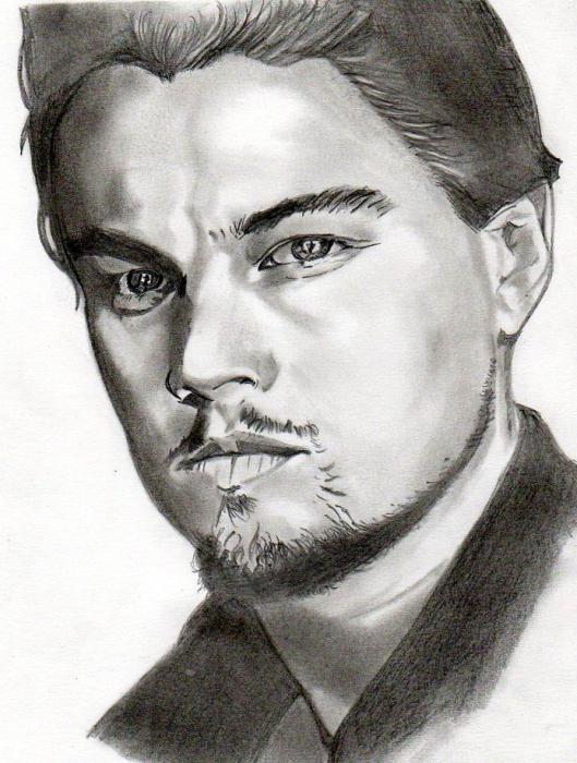 Leonardo DiCaprio by paco311